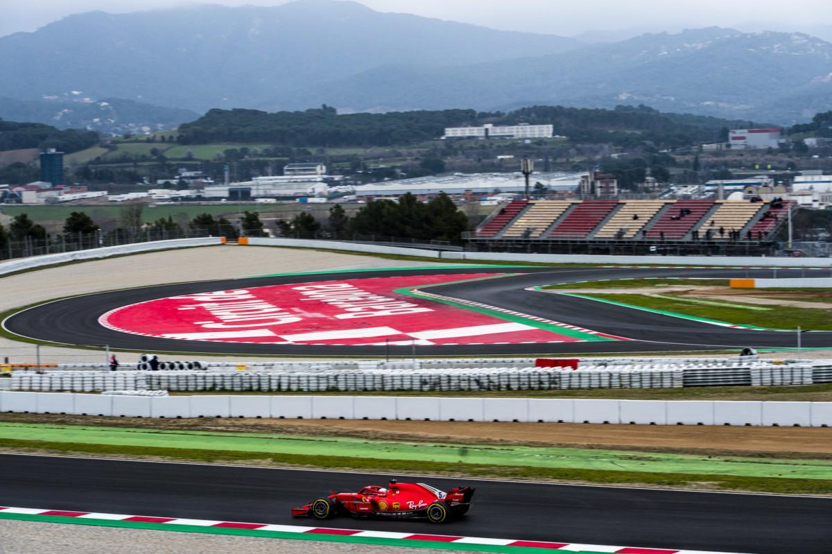 Bilancio Ferrari della prima sessione di test