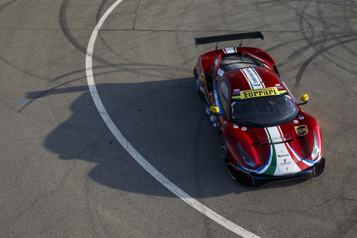 Gli equipaggi Ferrari a Le Mans. C'è anche Giovinazzi