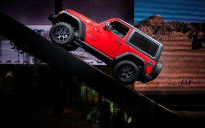 Nuove Jeep Wrangler e Cherokee