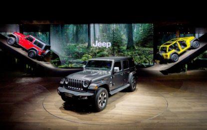Creativity Award per lo stand Jeep a Ginevra