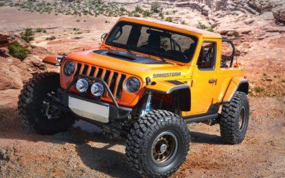 Jeep e Mopar: 7 nuovi concept per l'Easter Jeep Safari