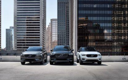 Volvo 2018: oltre 600.000 unità consegnate