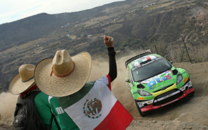 WRC: in Messico debutto degli Scorpion K 2018