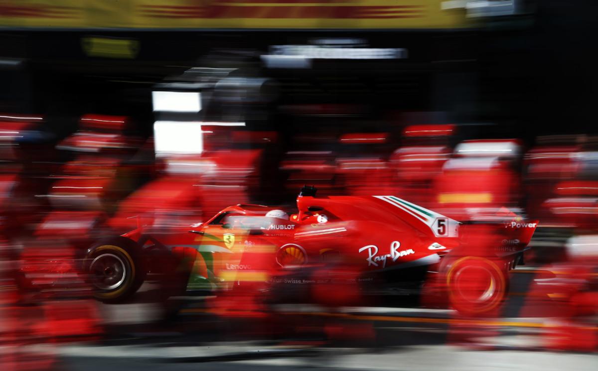 Ferrari: buona la prima, grazie a strategia e VSC