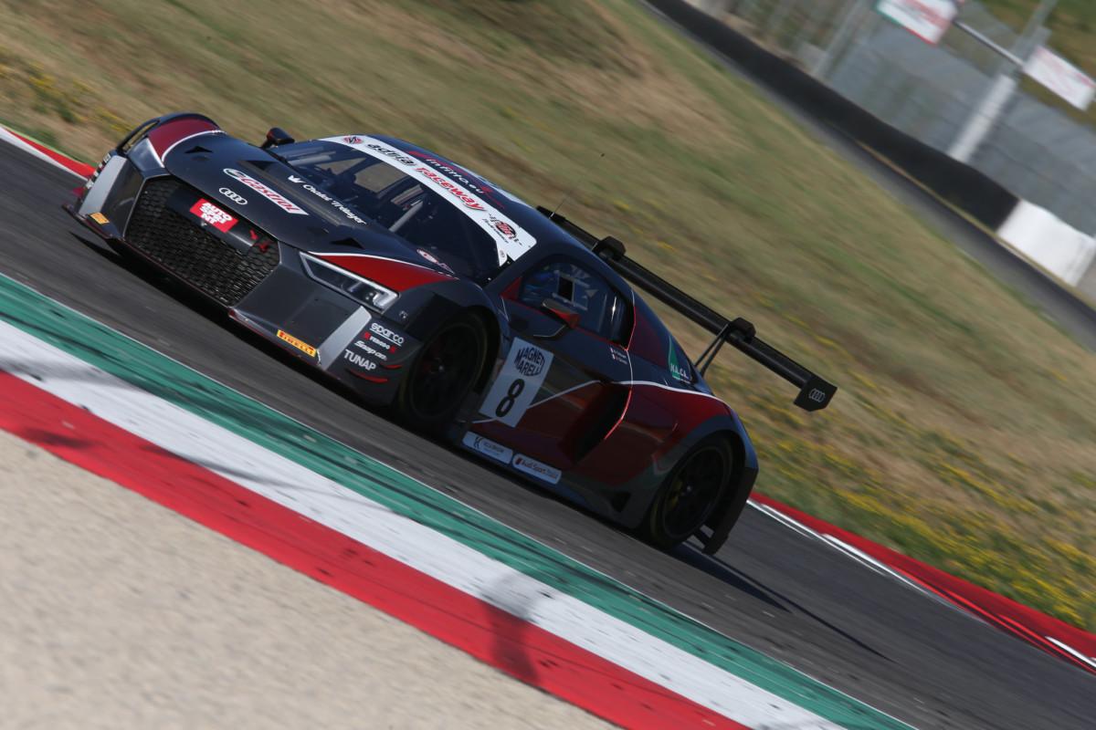 Audi Sport Italia alla decima stagione nel GT