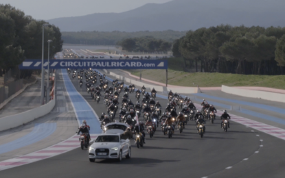 Record di Ducati Monster al Paul Ricard