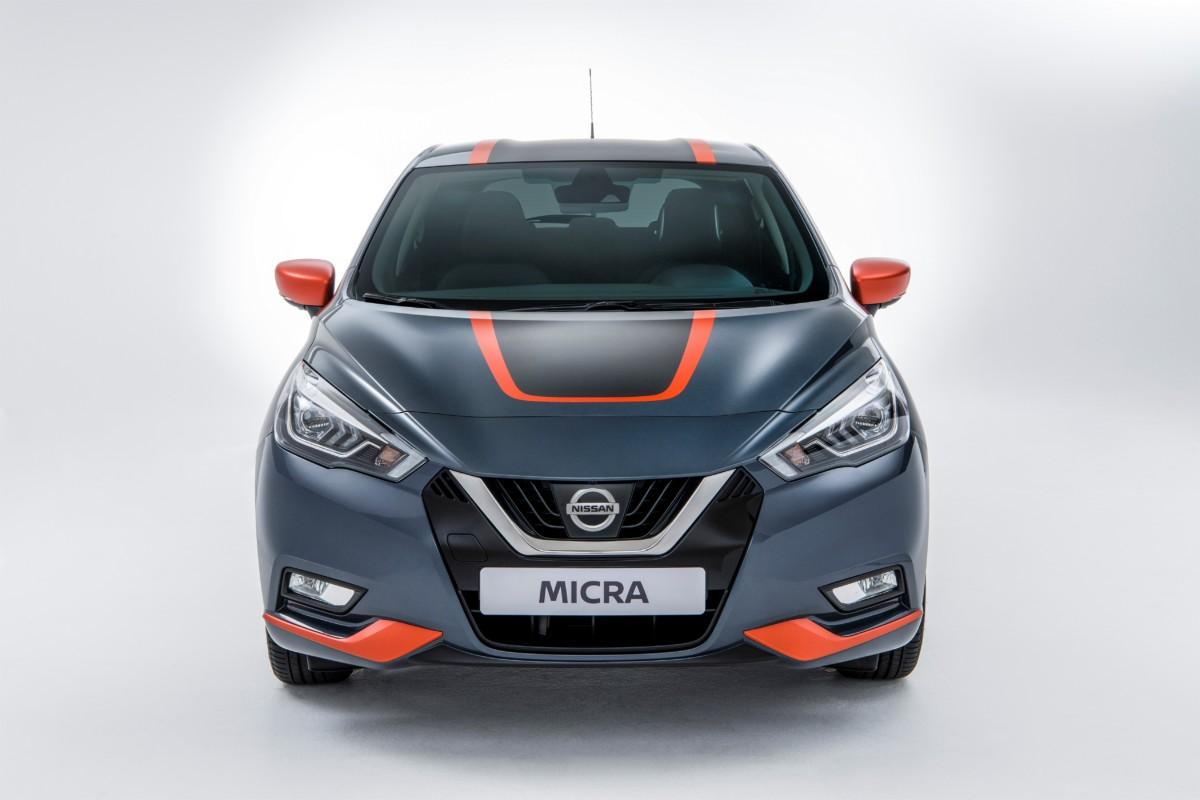 Nissan Micra con impianto BOSE Personal