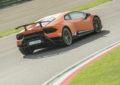 Lamborghini Huracán Performante da record