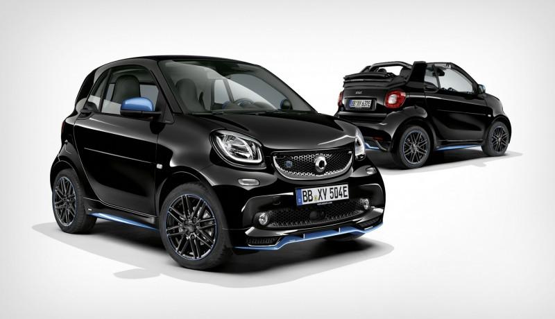smart a Ginevra all'insegna dell'elettromobilità