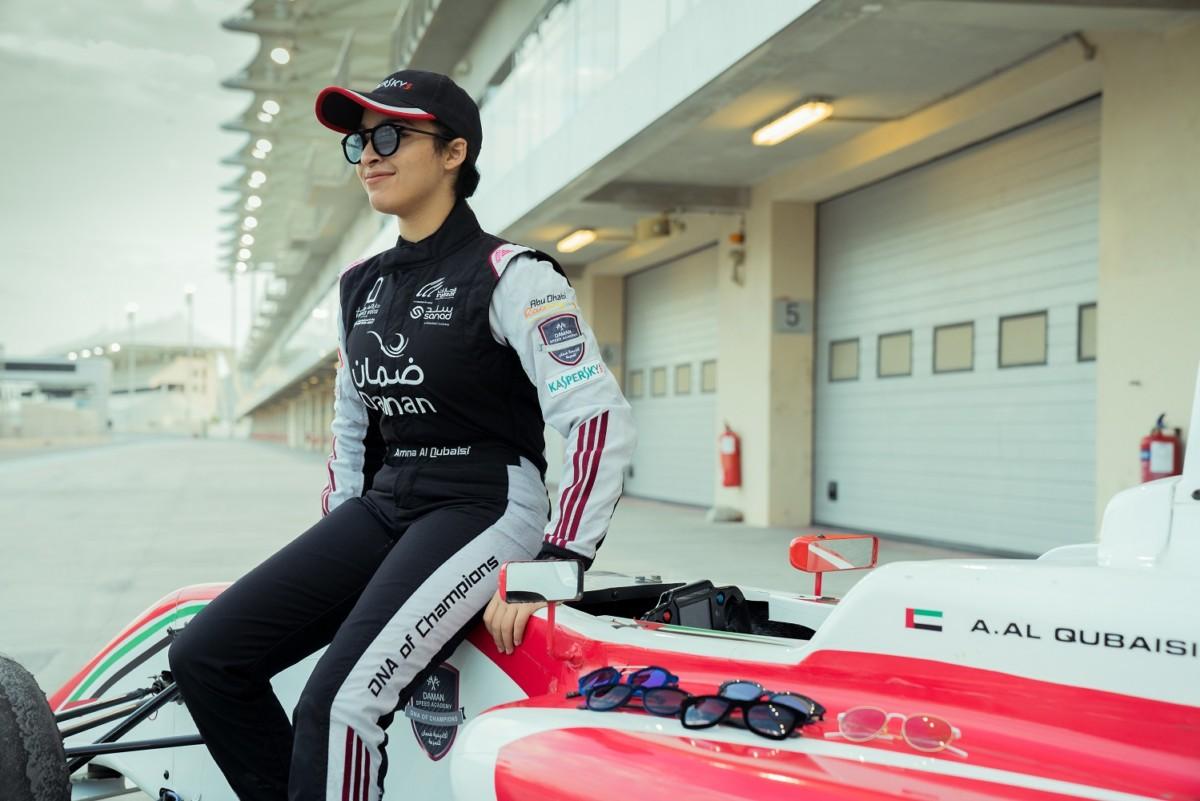 Garage Italia e Italia Independent in pista con Amna