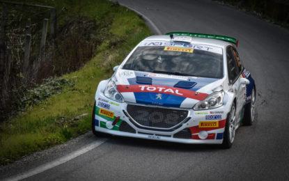CIR: Peugeot e Andreucci conquistano il Ciocco