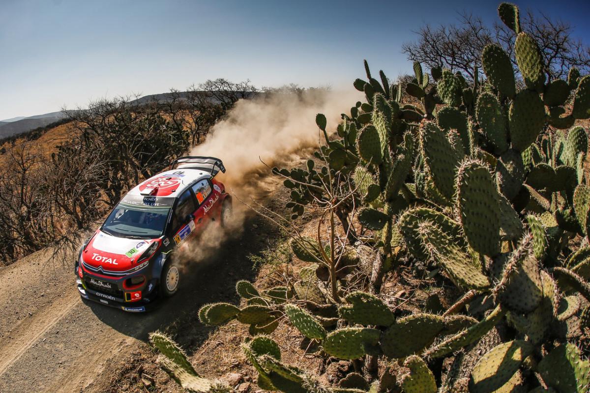 WRC Messico: shakedown ok per Citroën