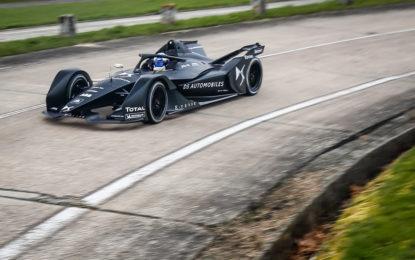 Formula E: la DS E-TENSE FE 19 in azione!