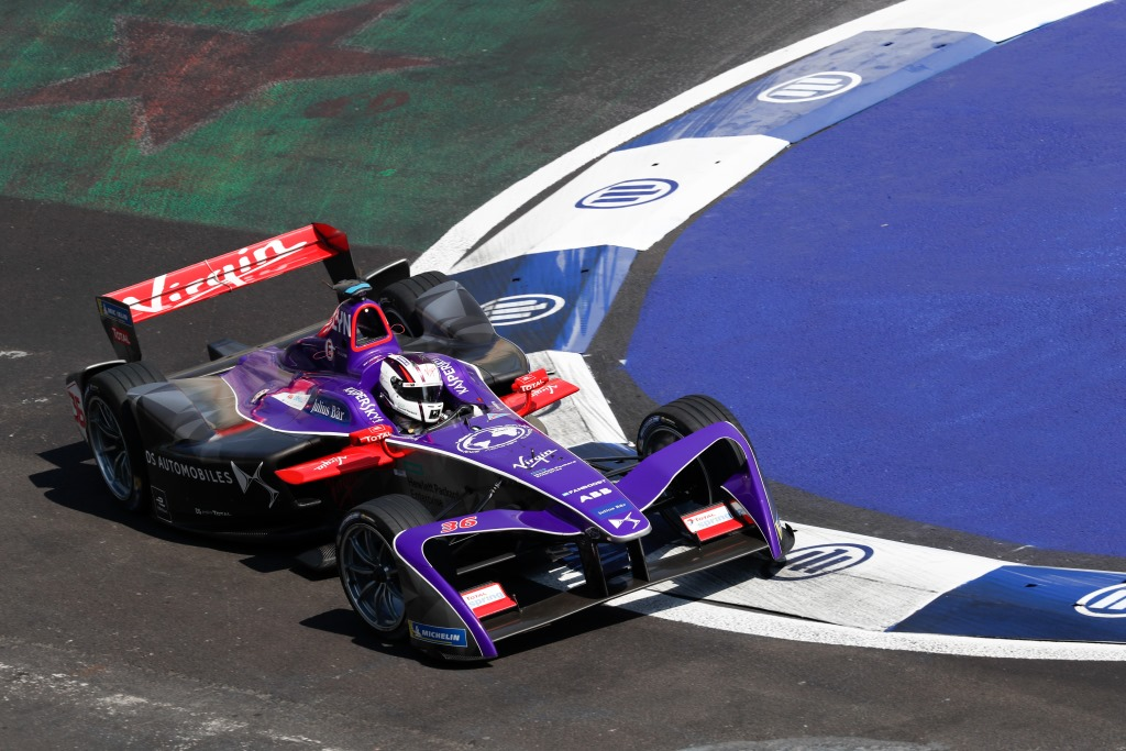 DS Virgin Racing a punti con Lynn in Messico