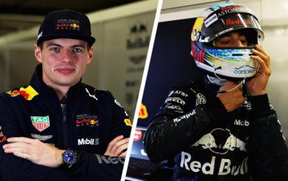 C'è tensione in casa Red Bull?