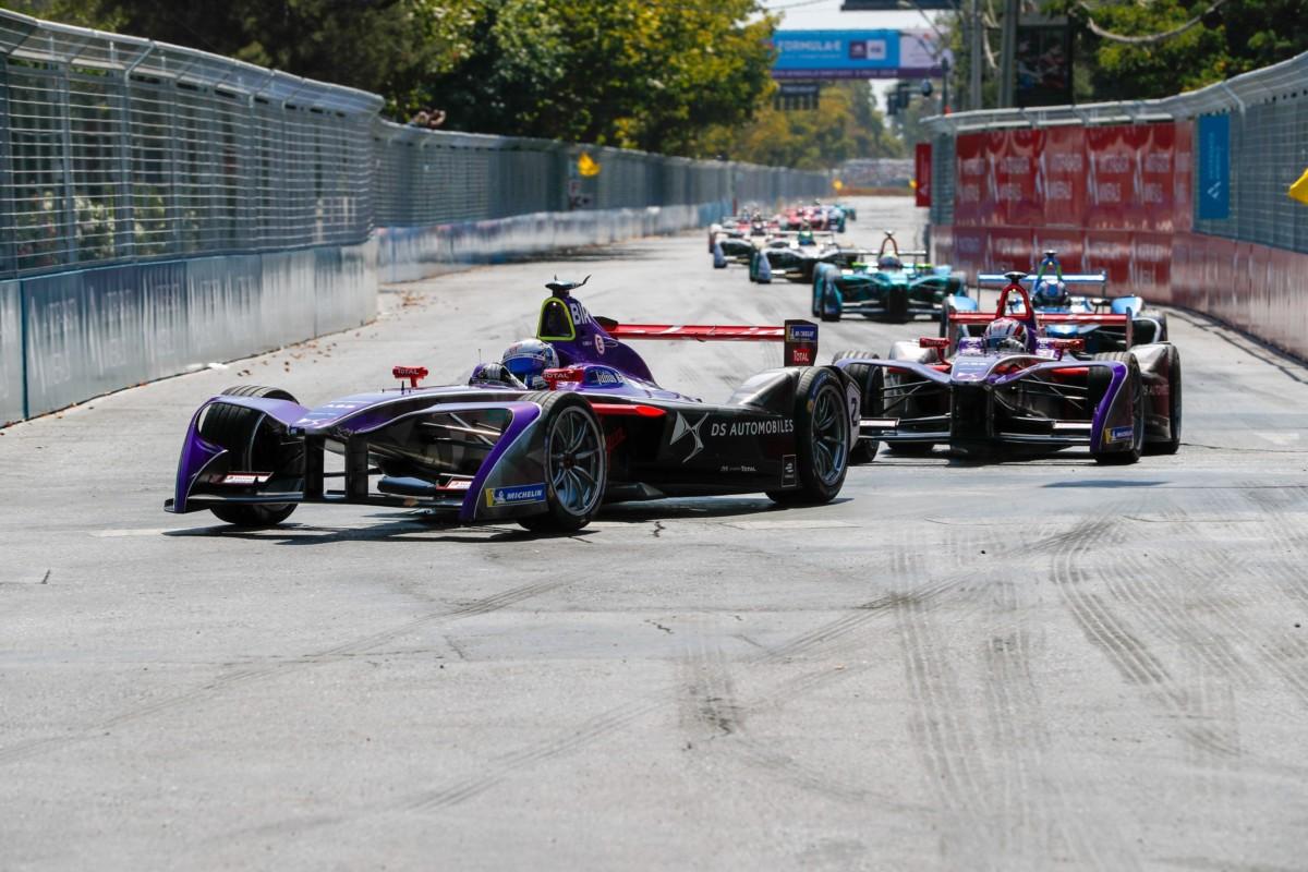 DS Virgin Racing pronta per l'ePrix del Messico