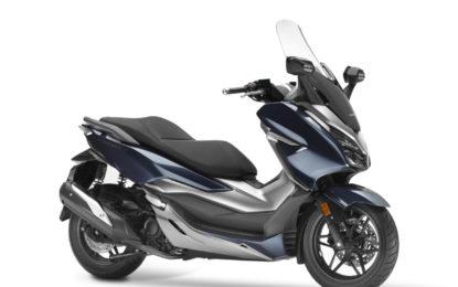 Nuovo Honda Forza 300