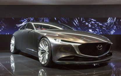 Mazda VISION COUPE Concept Car of the Year