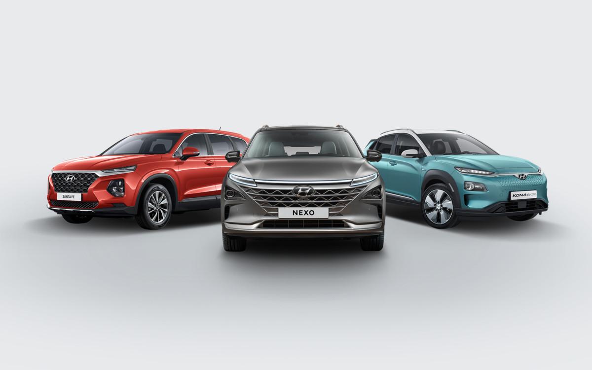 Kona Electric e le altre anteprime Hyundai a Ginevra