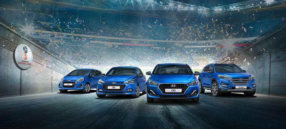"""Da Hyundai nuove edizioni limitate """"Go!"""""""