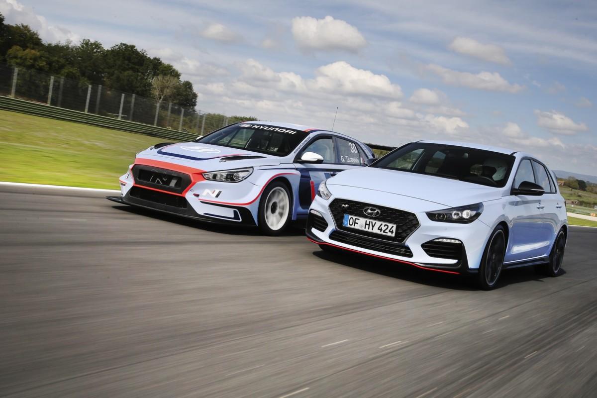 Hyundai High Performance Vehicle & Motorsport