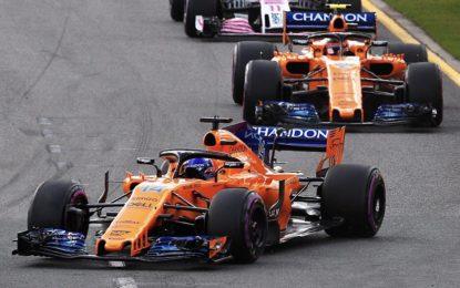 """Alonso: """"La McLaren potrà sfidare i primi tre"""""""