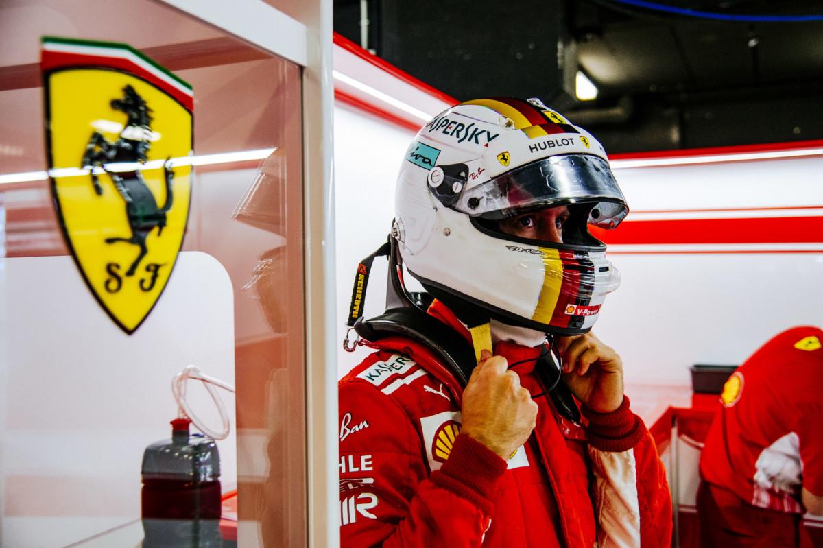 Vettel prepara le valigie destinazione Melbourne