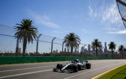Australia: il venerdì è di Hamilton. Ma Red Bull e Ferrari vicine