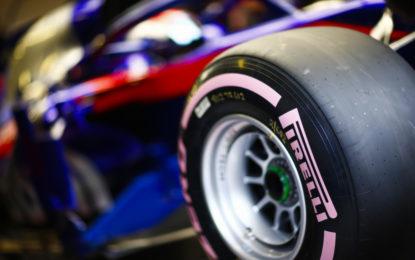 Il punto Pirelli sulla seconda sessione di test