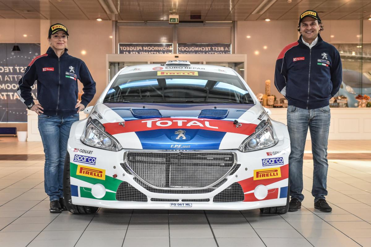 Andreucci e Sparco insieme anche nel 2018