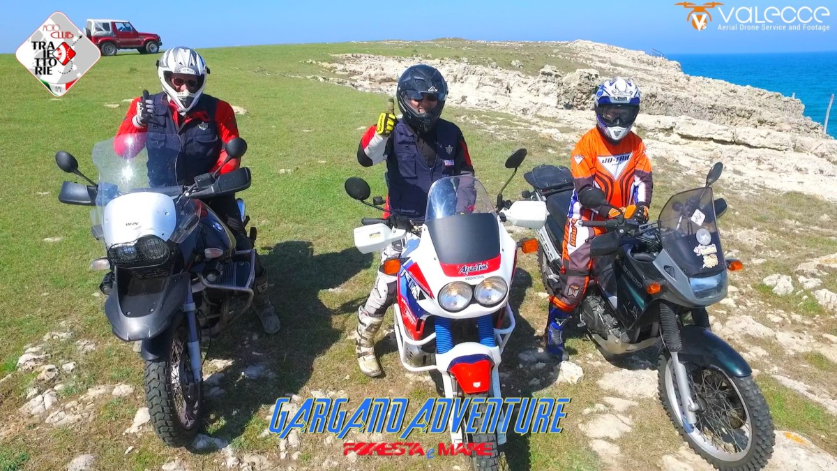 GARGANO ADVENTURE Foresta e Mare 2018