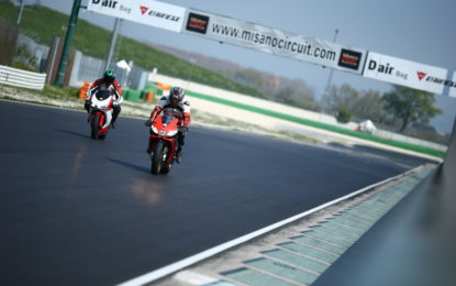 Partnership tra Dunlop e Misano World Circuit