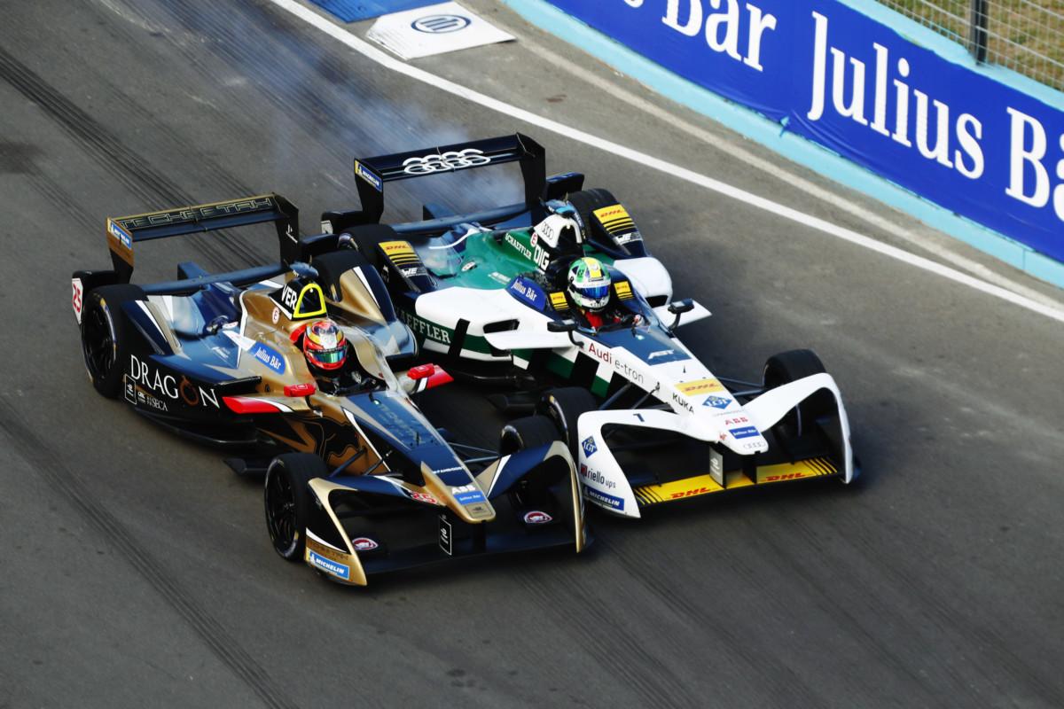 Formula E: Vergne, Di Grassi e Bird a podio in Uruguay