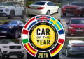 Car of the Year 2018: lunedì la cerimonia in diretta