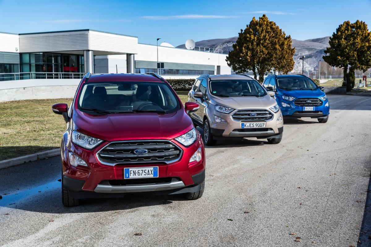 Ford Italia cerca 150 talenti per la rete FordService