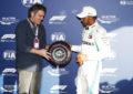 A Hamilton il primo Pirelli Pole Position Award