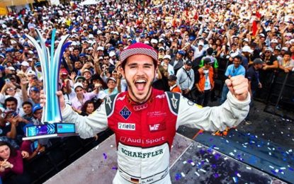 In Messico prima vittoria per Abt e Audi in Formula E