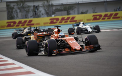 DHL rinnova la partnership logistica con la Formula 1