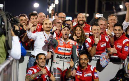 Paolo Ciabatti su Ducati, Dovizioso, il sogno Mondiale