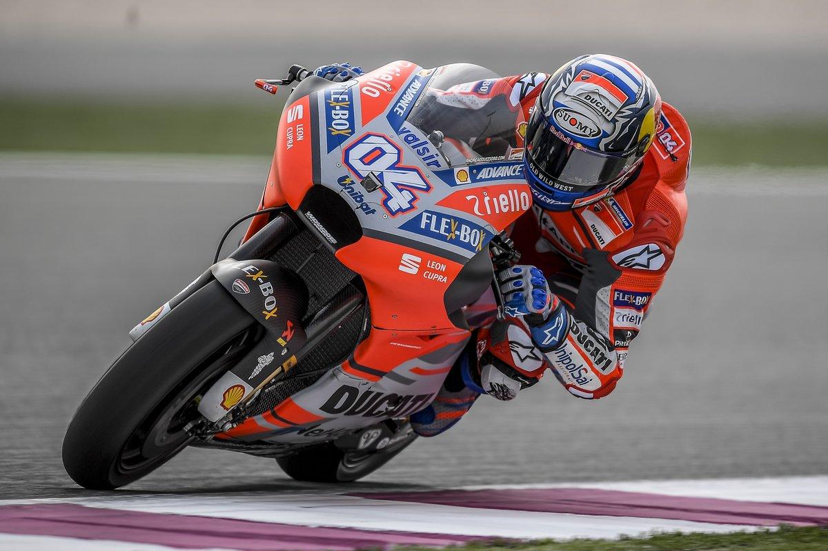 GP del Qatar: il sabato e la domenica in TV