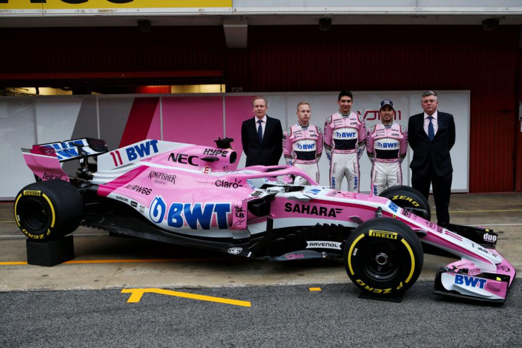 Motor Racing – Formula One Testing – Test One – Day 1 – Barcelona, Spain