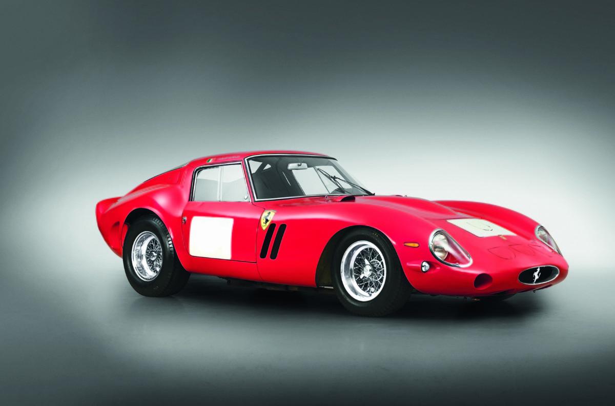 Pirelli Stelvio Corsa per Ferrari 250 GTO