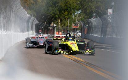IndyCar 2018: si parte da St. Petersburg