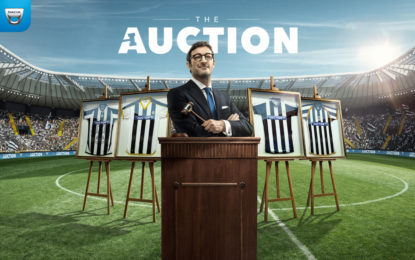 Dacia The Auction: una partita che è anche un'asta