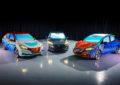 Nissan LEAF nelle pieghe del tempo