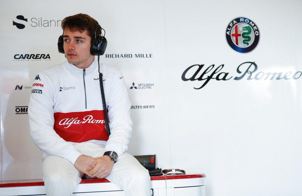 """Leclerc: """"Troppo presto per sognare la Ferrari"""""""