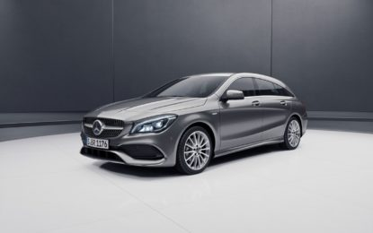 Da Mercedes-Benz la serie speciale Night Edition