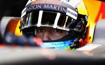 Ricciardo primo punito del 2018
