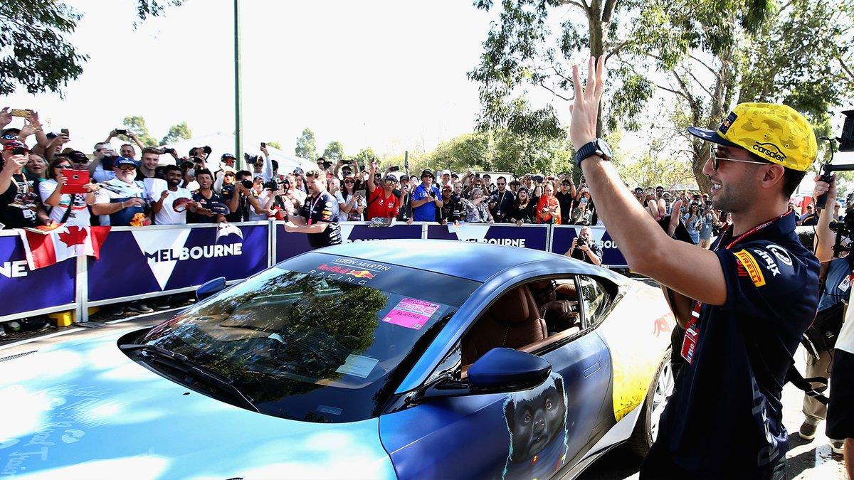Per Lauda, con Ricciardo la FIA ha sbagliato