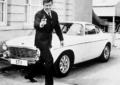 La Volvo 1800 S di Roger Moore a Techno Classica
